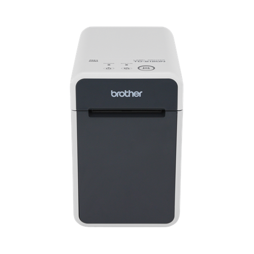 brother td-2120 healthcare wristband label printer