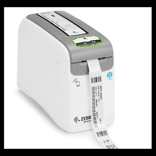 Zebra ZD510-HC Medical Wristband Label Printer